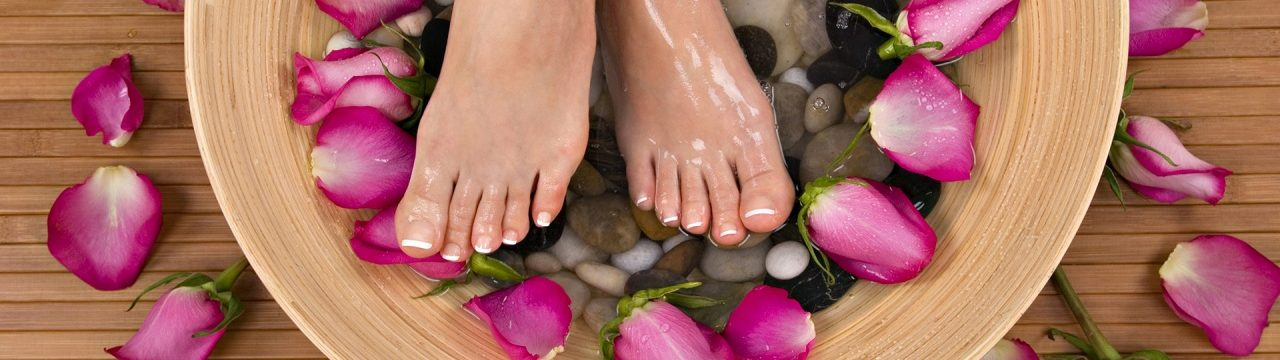Renewing Rose Spa Pedicure