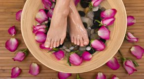 Renewing Rose Spa Pedicure