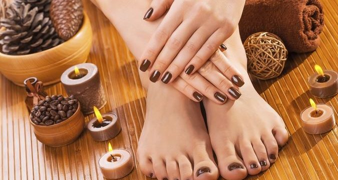 Express Mani and Pedi
