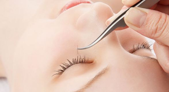 Individual Eyelashes Extension 1 by 1